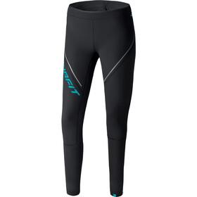 Dynafit Winter Pantaloni Da Corsa Donna, nero